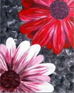 PaintNite - B-You-tiful Blooms @ Desert Wind Winery | Prosser | Washington | United States