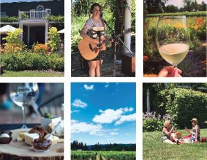 Music at the Pond - Britnee Kellogg @ Duck Pond Cellars | Newberg | Oregon | United States
