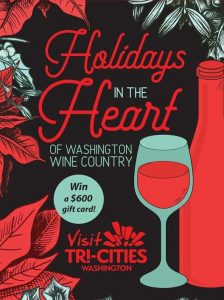 Holidays in the Heart of Wine Country @ Desert Wind Winery